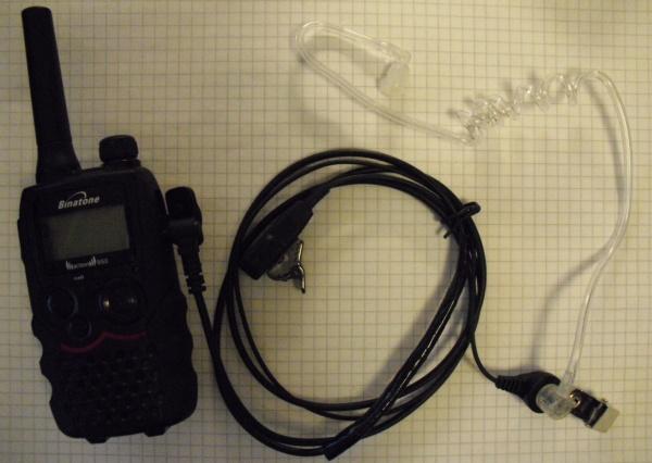Binatone radio acoustic tube mod guide