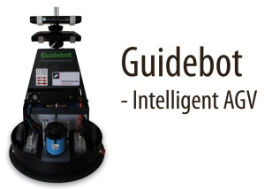 Guidebot - Intelligent AGV