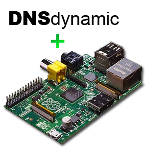 Raspberry Pi + DNS dynamic